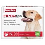 Beaphar FIPROtec Flea & Tick Spot On Solution for Large Dogs