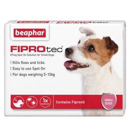 Beaphar FIPROtec Flea & Tick Spot On Solution for Small Dogs