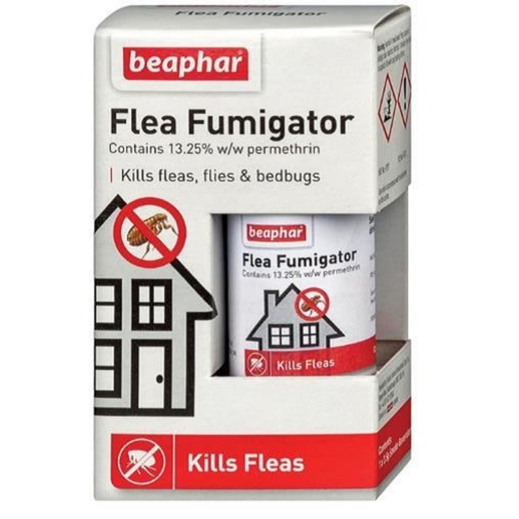 Beaphar Flea Fumigator, Kills Fleas, Flies & Bedbugs
