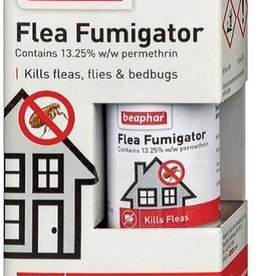 Beaphar Flea Fumigator, Kills Fleas, Flies & Bedbugs