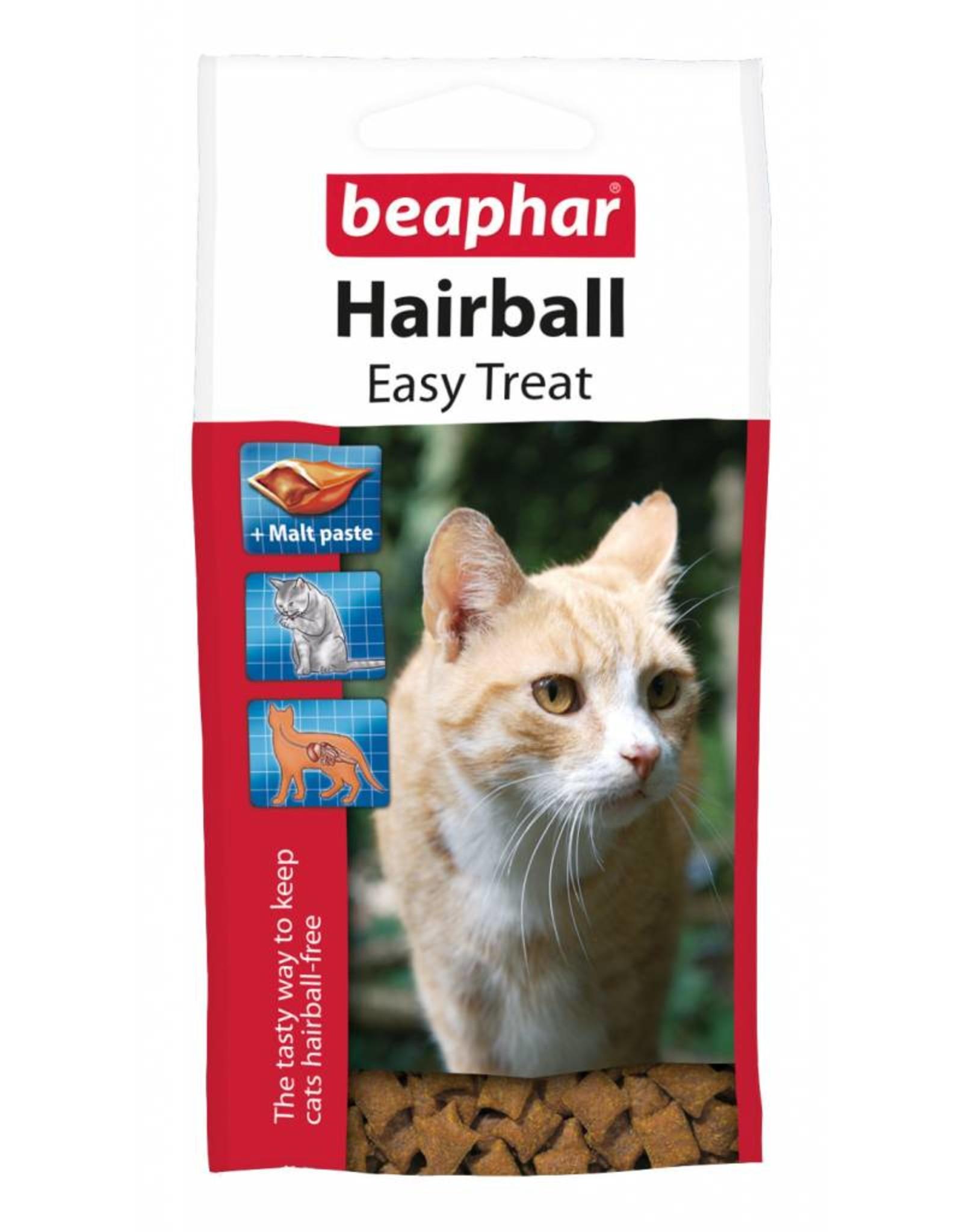 Beaphar Hairball Easy Cat Treats, 35g