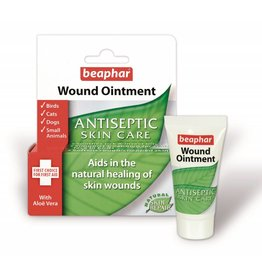Beaphar Wound Ointment Antiseptic Skin Repair for Pets, 30ml
