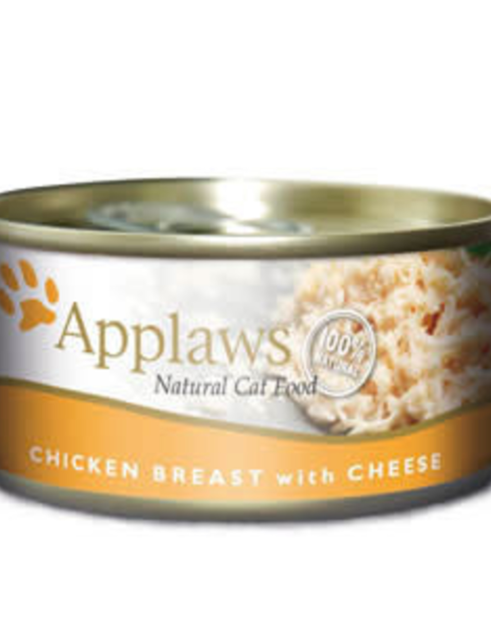 Applaws Cat Wet Food Chicken Breast & Cheese 156g