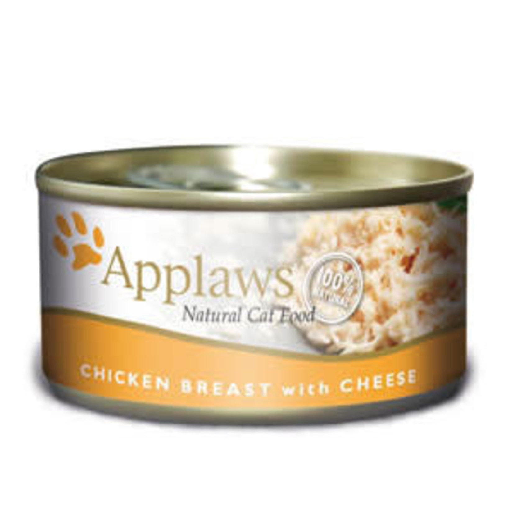 Applaws Cat Wet Food Chicken Breast & Cheese, 156g