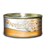 Applaws Cat Wet Food Chicken Breast & Cheese, 70g