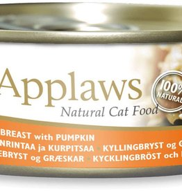 Applaws Cat Wet Food Chicken Breast & Pumpkin 156g