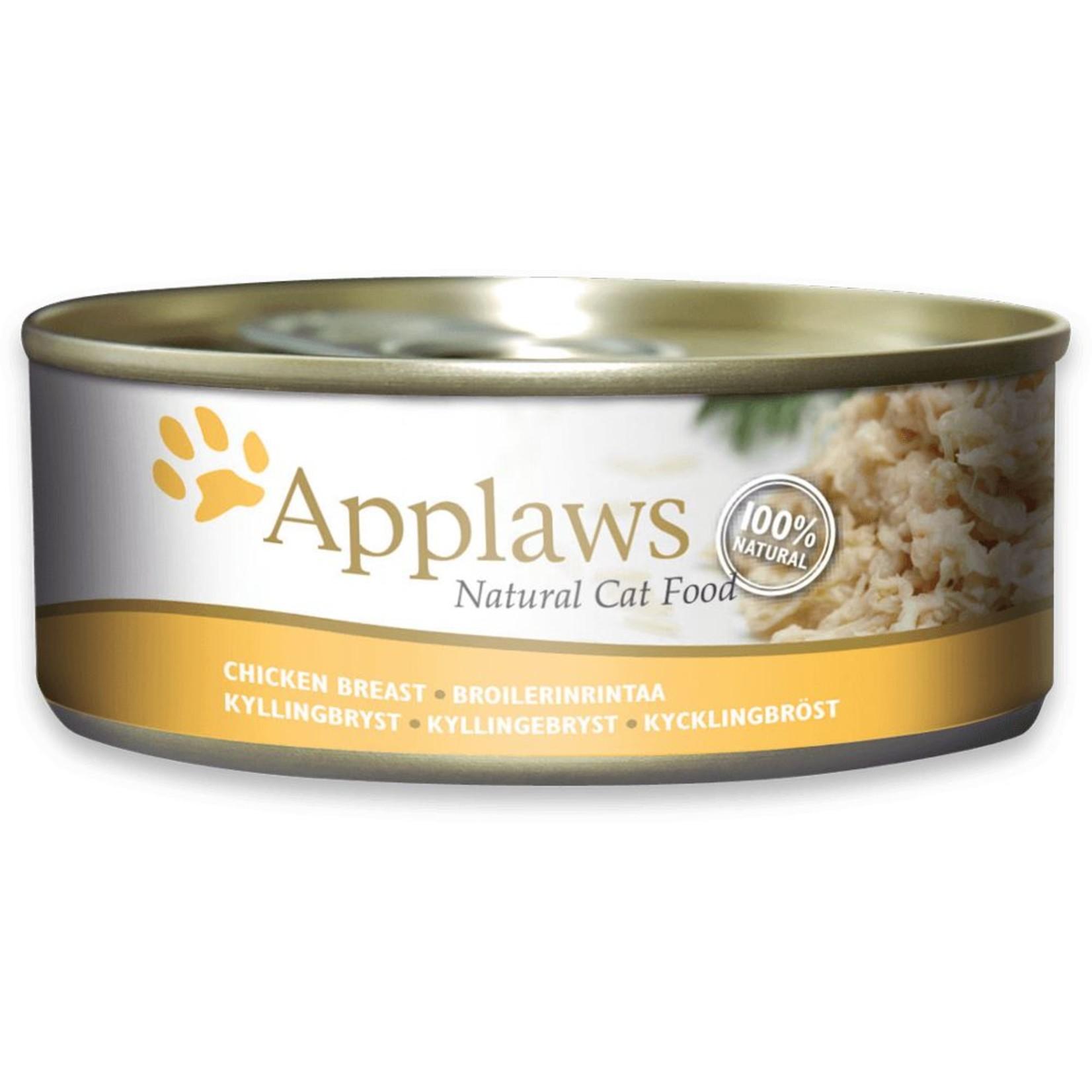Applaws Cat Wet Food Chicken Breast, 156g