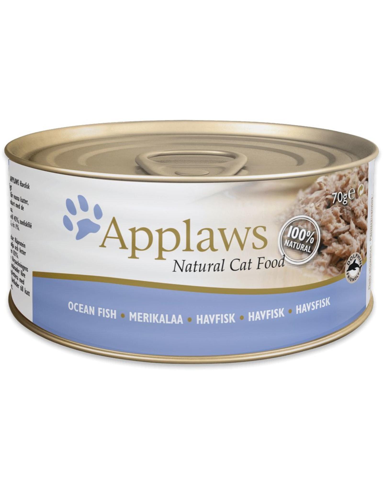 Applaws Cat Wet Food Ocean Fish 156g