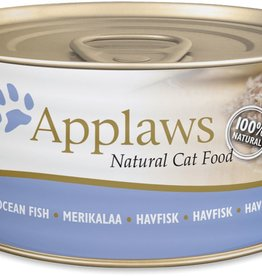 Applaws Cat Wet Food Ocean Fish 70g