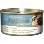 Applaws Cat Wet Food Sardine & Shrimp, 70g