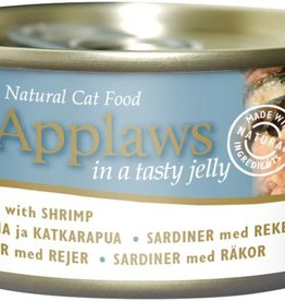 Applaws Cat Wet Food Sardine & Shrimp 70g