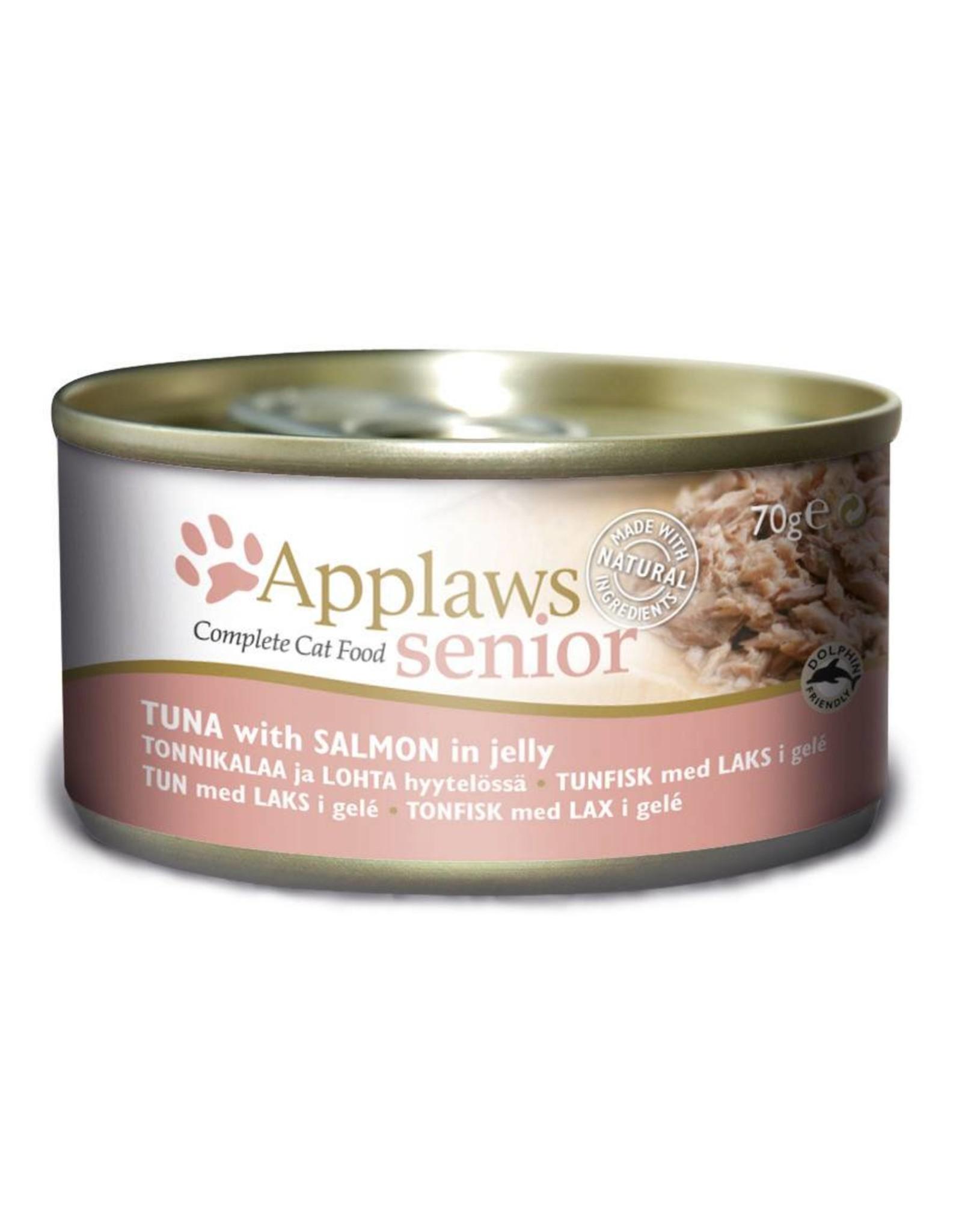 Applaws Cat Wet Food Senior Tuna with Salmon 70g