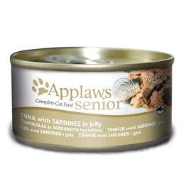 Applaws Cat Wet Food Senior Tuna with Sardines 70g