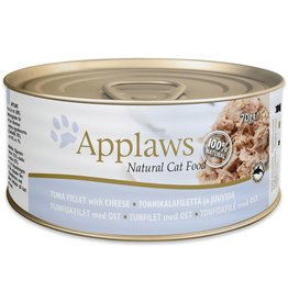 Applaws Cat Wet Food Tuna Fillet & Cheese 70g