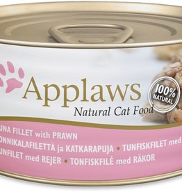 Applaws Cat Wet Food Tuna Fillet & Prawn 156g