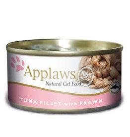 Applaws Cat Wet Food Tuna Fillet & Prawn 70g