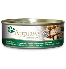 Applaws Cat Wet Food Tuna Fillet & Seaweed 70g