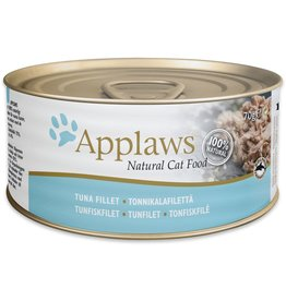 Applaws Cat Wet Food Tuna Fillet 156g