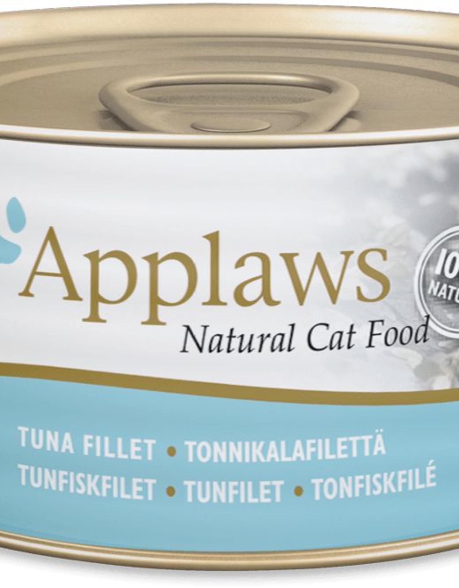 Applaws Cat Wet Food Tuna Fillet 70g