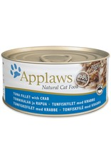 Applaws Cat Wet Food Tuna Fillet with Crab 70g