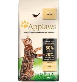 Applaws Complete Adult Cat Dry Food, 80% Chicken