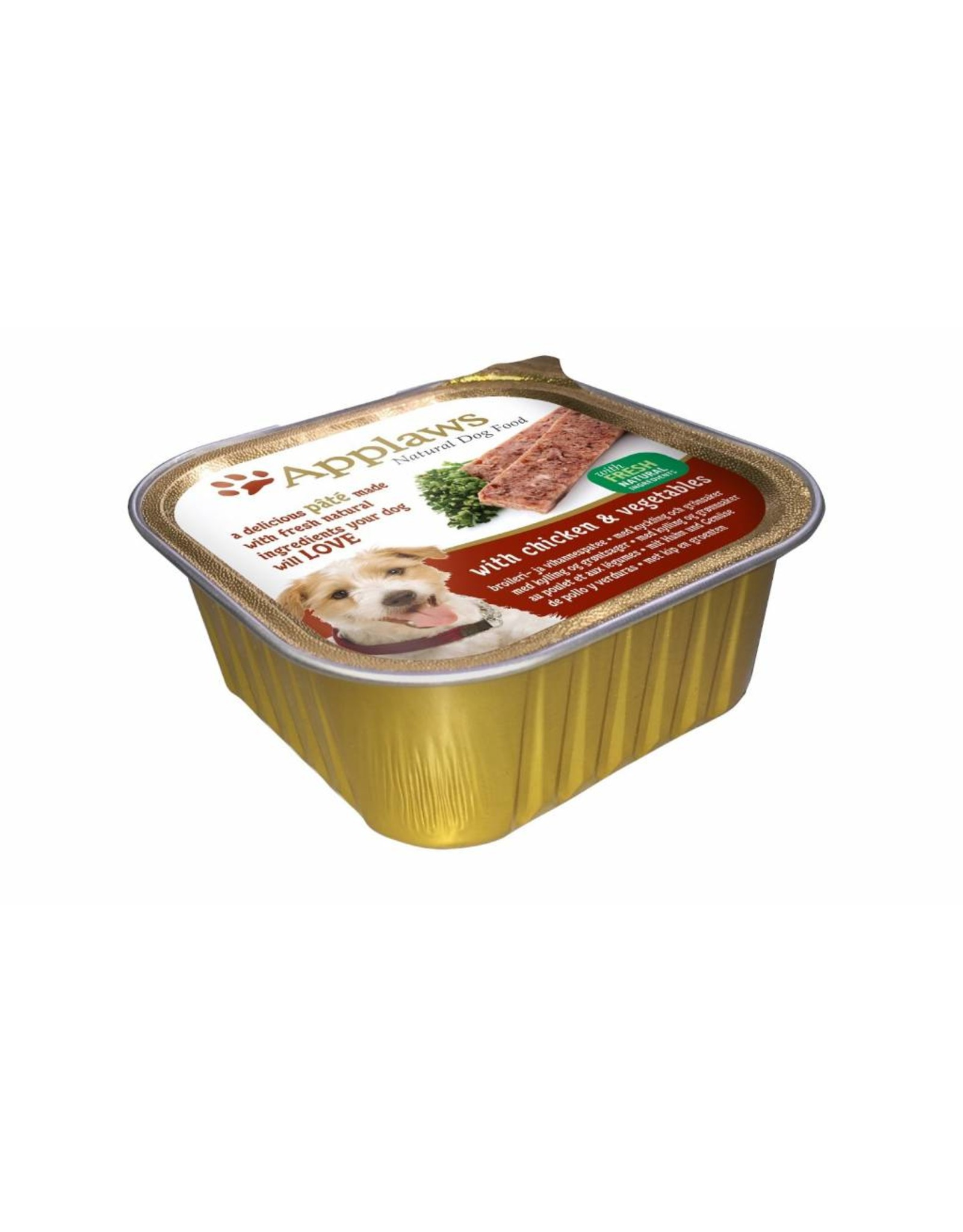 Applaws Dog Pate with Chicken & Vegetables 150g