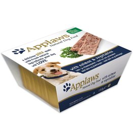 Applaws Dog Pate with Salmon & Vegetables 150gm