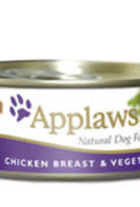 Applaws Dog Wet Food Chicken & Vegetables 156g