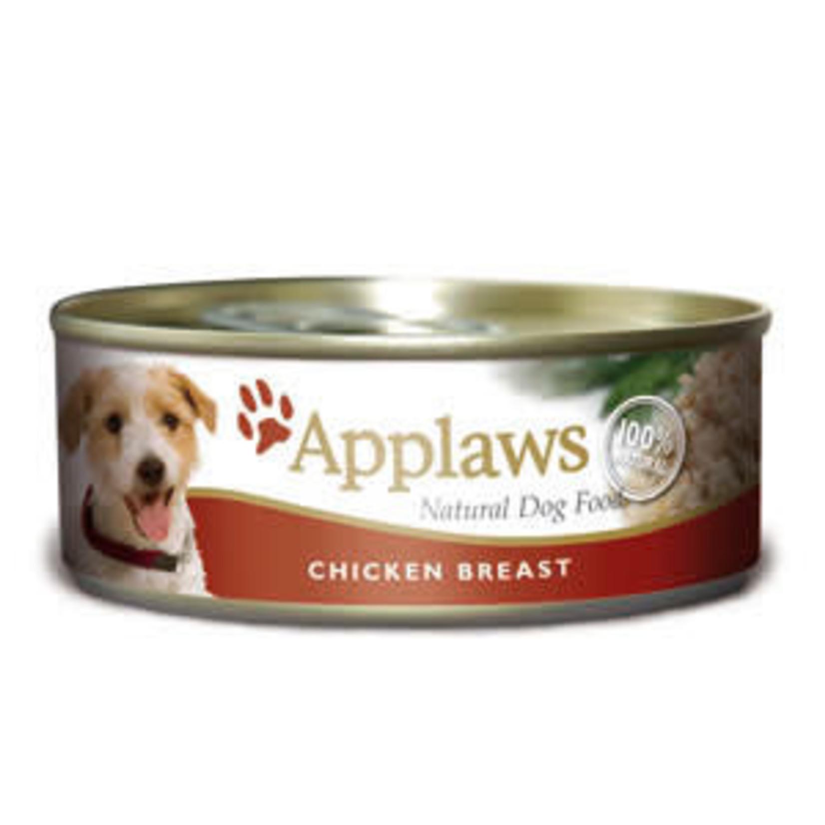 Applaws Dog Wet Food Chicken Breast 156g