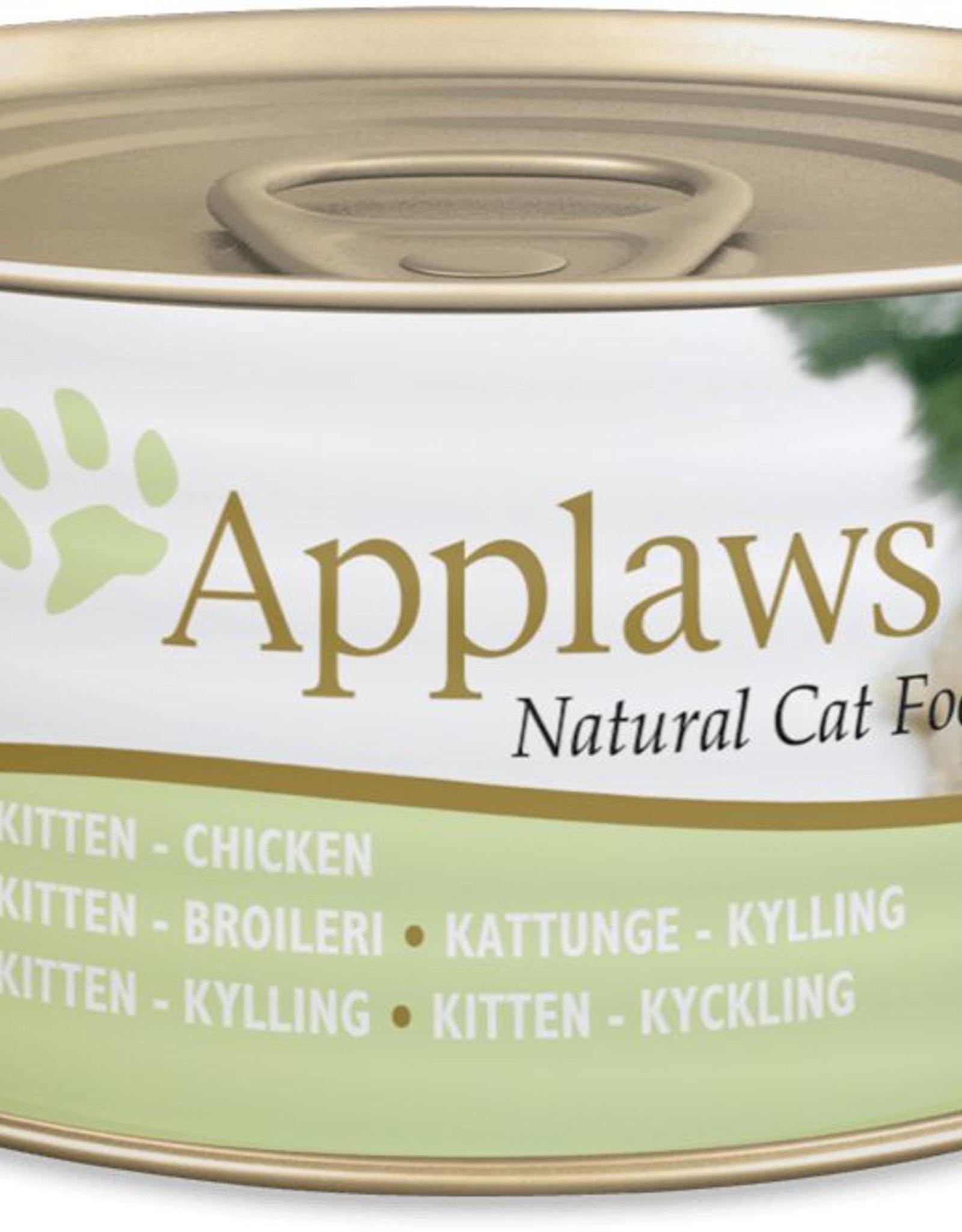 Applaws Kitten Wet Food  Chicken Breast 70g