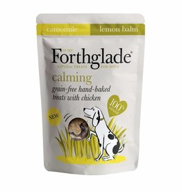 Forthglade Grain Free Hand Baked Calming Dog Treats with Chicken 150g