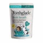 Forthglade Fresh Breath Dog Treats 150g