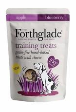 Forthglade Training Treats Grain Free Hand Baked Dog Treats with Cheese, 150g