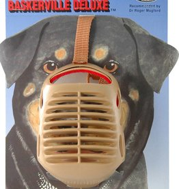 Company of Animals Baskerville Dog Muzzle Size 15, Boxer / Mastiff
