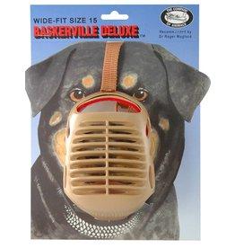 Company of Animals Baskerville Dog Muzzle Size 15, Boxer / Mastiff