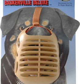 Company of Animals Baskerville Dog Muzzle Size 16, Bull Mastiff