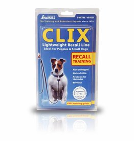 Company of Animals Clix Dog Lightweight Recall Line, 5m