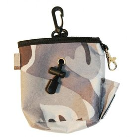 Company of Animals Clix Dog Training Treat Bag, Camouflage