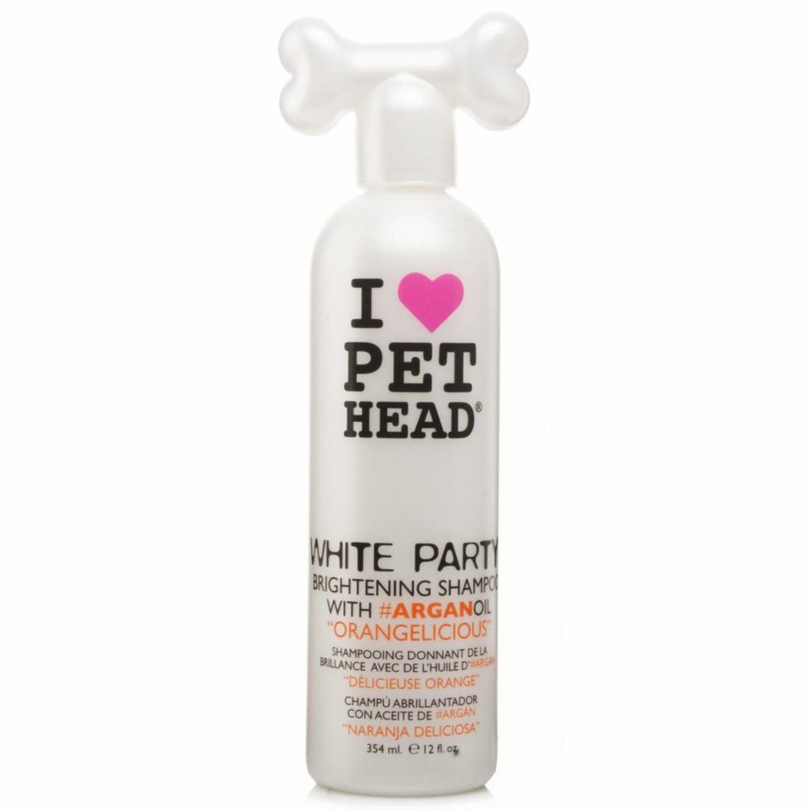 Company of Animals Pet Head White Party Brightening Dog Shampoo 354ml