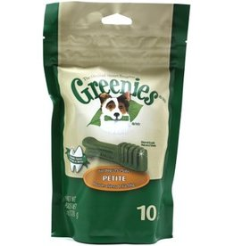 Greenies Dental Chews for Petite Dogs 8-11kg, 170g, 10 pack