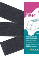 Ferplast Active Charcoal Filter For Genica Litter Tray