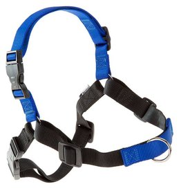 Ferplast Coach Non Pull Harness, Blue