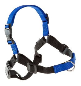 Ferplast Coach Non Pull Dog Harness, Blue