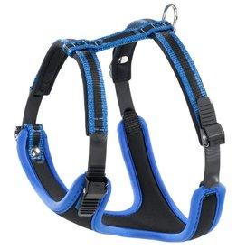 Ferplast Ergocomfort Dog Harness, Blue