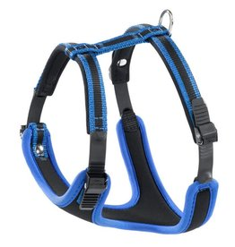 Ferplast Ergocomfort Dog Harness, Blue