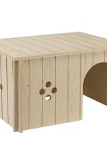 Ferplast Small Animal Wooden Large Rabbit House