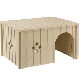 Ferplast Small Animal Wooden Large Rabbit House