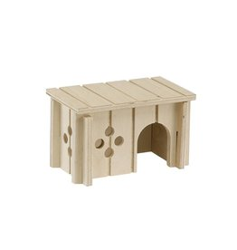 Ferplast Small Animal Wooden Mouse House
