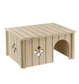Ferplast Small Animal Wooden Rabbit House