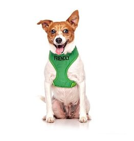 "Friendly Dog Collars ""Friendly"" Vest Dog Harness *CLEARANCE"